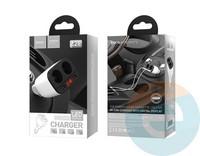 Автомобильный разветвитель HOCO Z28 Dual USB 3.1A Digital Display Car Charger