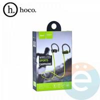 Наушники Беспроводные HOCO ES7 зелёные