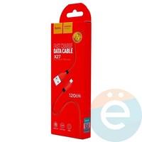 Usb Кабель HOCO X27 Excellent charge на Micro красный