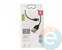 USB Кабель Baseus CAMYW-A01 на Micro USB 1м чёрный