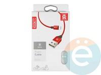 USB Кабель Baseus CAMYW-A09 на Micro USB 1м красный