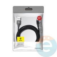 USB Кабель Baseus CATYW-09 на Type-c 1м красный