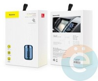 Автомобильный ароматизатор воздуха Baseus SUXUN-PD0S серебристый