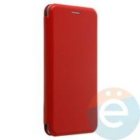 Чехол книжка боковой Fashion Case для Xiaomi Mi Mix 2 красный