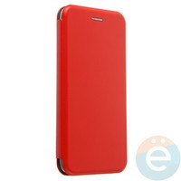 Чехол книжка боковой Fashion Case для iPhone 7/8 Plus красный