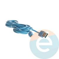USB кабель Remax RC-006i на Lightning 2м синий