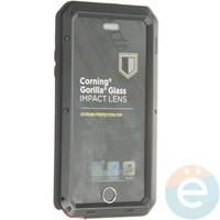 Противоударный чехол Lunatik на iPhone 6/6s Plus чёрный