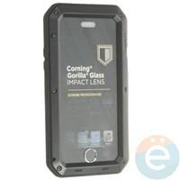 Противоударный чехол Lunatik на iPhone 7/8 чёрный