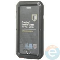 Противоударный чехол Lunatik на iPhone 6/6s чёрный