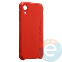 Накладка противоударная Element Case на Apple iPhone XR красная