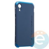 Накладка противоударная Element Case на Apple iPhone XR синяя