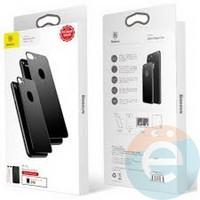 Защитное стекло Baseus SGAPIPH8N-4D0G для iPhone 7/8 на заднюю часть серое