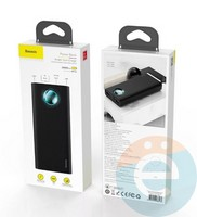 Дополнительный аккумулятор Baseus PPALL-LG01 2USB 20000 m/Ah чёрный