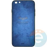 Накладка комбинированная BAT для iPhone 6 Plus/6s Plus синяя