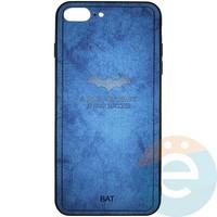 Накладка комбинированная BAT для iPhone 7 Plus/8 Plus синяя