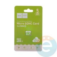 Карта памяти Hoco Micro SDHC 8GB