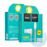 Usb Кабель HOCO UPM10 Shape Charging на Micro usb белый