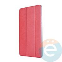 Чехол-книжка пластиковый для планшета Huawei MediaPad T3 8.0 красный