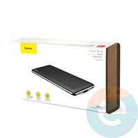 Дополнительный аккумулятор Baseus PPALL-AQB01 1USB 10000 m/Ah чёрный