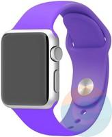 Силиконовый ремешок для Apple Watch 42/44 mm (M) Purple 31