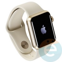 Силиконовый ремешок для Apple Watch 42/44 mm (S) Stone 14