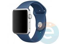 Силиконовый ремешок для Apple Watch 42/44 mm (M) Ocean Blue 24