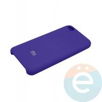Накладка Silicone cover на Xiaomi Redmi Go фиолетовая 36