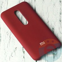 Накладка Silicone cover на Xiaomi Redmi K20/K20 Pro/Mi 9T бордовая 42