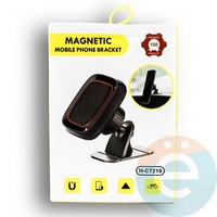 Держатель автомобильный магнитный для смартфонов Magnetic H-CT219 на торпеду
