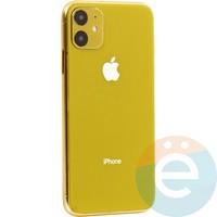 Муляж Apple iPhone 11 жёлтый