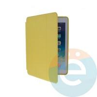 Чехол-книжка на Apple iPad Air салатовый