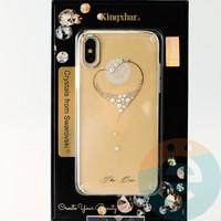 Накладка Kingxbar Crystals from Swarovski для Apple IPhone X/Xs No.15754