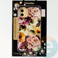 Накладка Kingxbar Crystals from Swarovski для Apple IPhone 11 No.15762