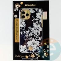 Накладка Kingxbar Crystals from Swarovski для Apple IPhone 11 Pro Max No.15768