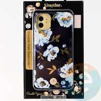 Накладка Kingxbar Crystals from Swarovski для Apple IPhone 11 No.15771