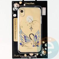 Накладка Kingxbar Crystals from Swarovski для Apple IPhone XR No.15786