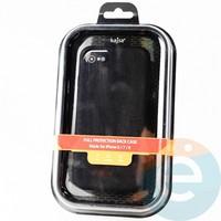Накладка Kajsa для Apple IPhone 6/7/8 холст черный