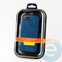 Накладка Kajsa для Apple IPhone 6/7/8 холст синий