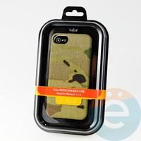Накладка Kajsa для Apple IPhone 6/7/8 камуфляж пустыня