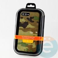 Накладка Kajsa для Apple IPhone 6/7/8+ камуфляж пустыня