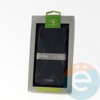 Накладка Santa Barbara Ursula для IPhone XS Max чёрная