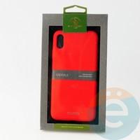 Накладка Santa Barbara Ursula для IPhone XS Max красная