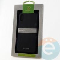 Накладка Santa Barbara Ursula для IPhone X/XS чёрная