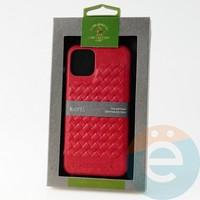 Накладка Santa Barbara Ravel для IPhone 11 Pro красная