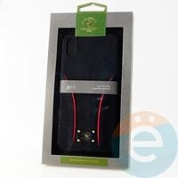 Накладка Santa Barbara Jett для IPhone XS Max чёрная
