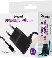 СЗУ Krutoff CH-23 micro USB 1.1A