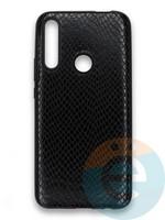Накладка силиконовая Pitone для Huawei P Smart Z/Y9 Prime/Honor 9X черная