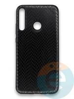 Накладка силиконовая Pitone для Huawei Y7P 2020 черная