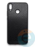 Накладка силиконовая Pitone для Huawei Honor 8X черная