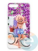 Накладка силиконовая Girl Style для Apple Iphone 6/6s ViewGoals